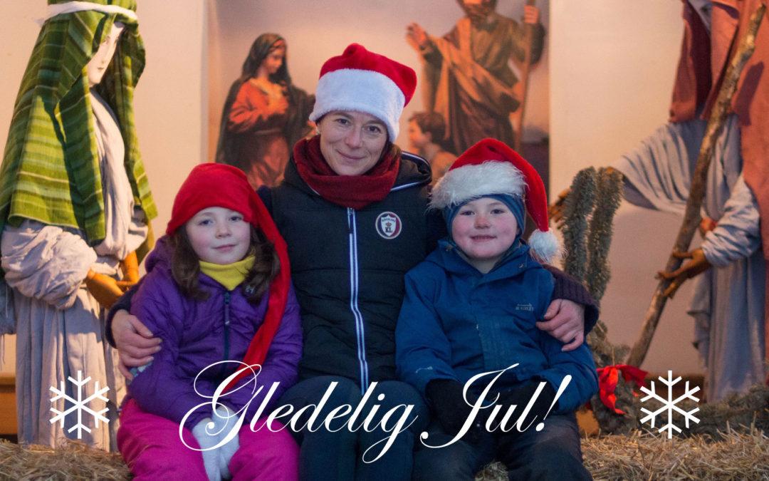 Besøk vår julekrybbe i full strørrelse