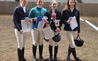 EKT-elever gjør det bra i rideskolecup på Alna