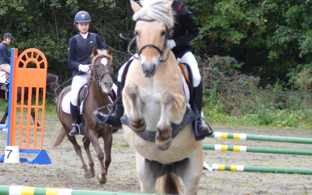 Startlists Jumping event Saturday 26. and Sunday 27. October 2019